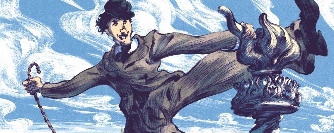 Chaplin, L. Seksik & D. François
