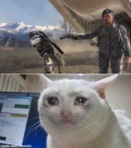 Modern Warfare 2 - un jeu sérieux