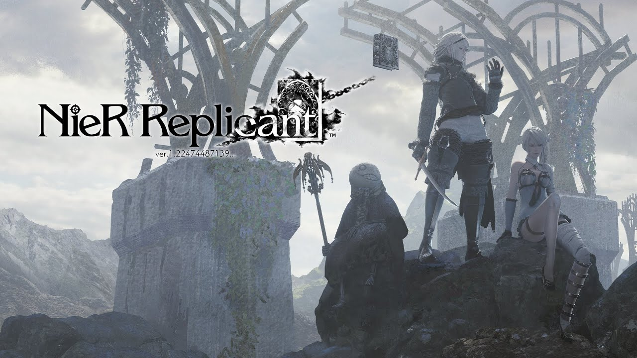 NieR Replicant ver.1.22474487139… Test Xbox Series X
