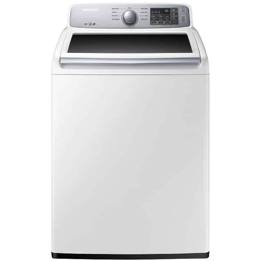 Samsung Top Load Washer Error Codes U6 Le Etc The