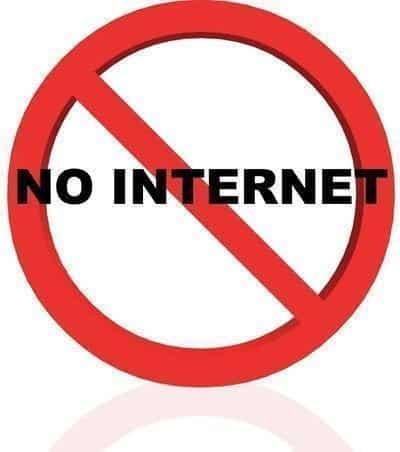 Image result for no internet