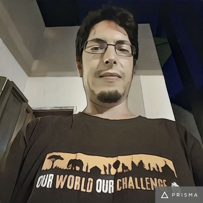 Our Challenge is the World - Gut Pfad