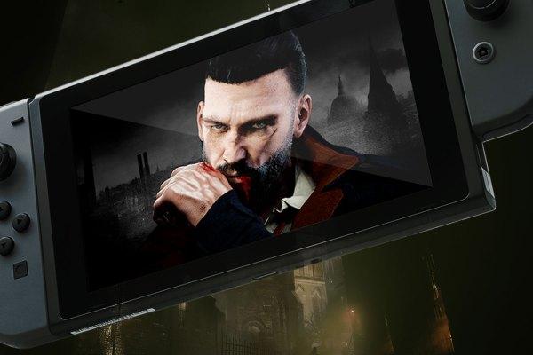 Vampyr x Nintedo Switch Switch