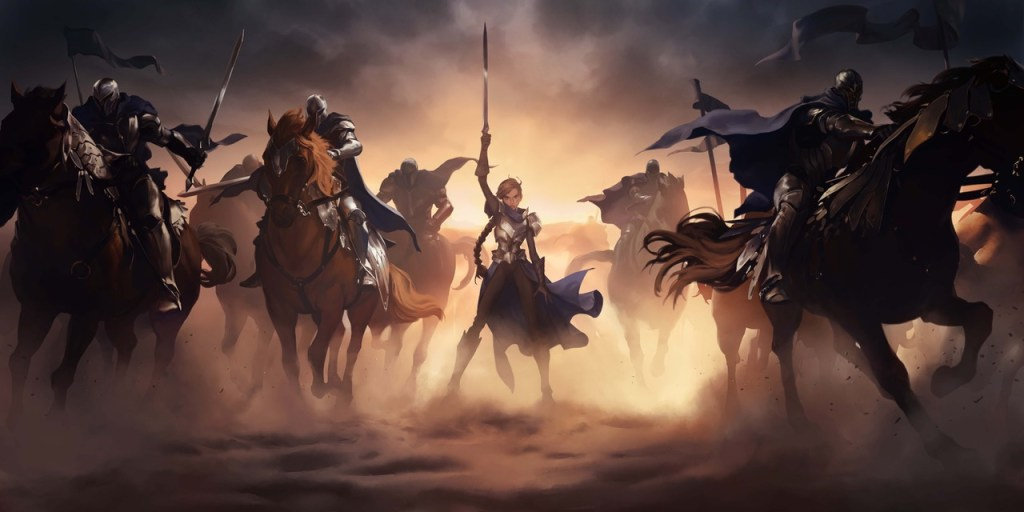 Legends of Runeterra - Cithria the Bold