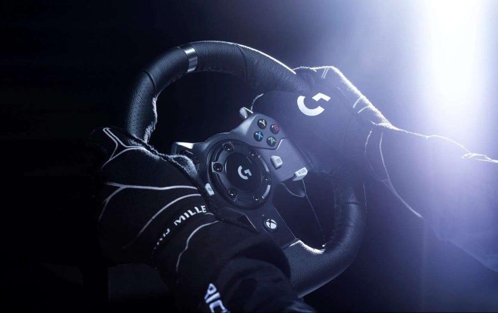 McLaren x Logitech