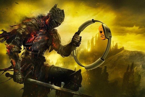 Dark Souls 3 x Ring Fit