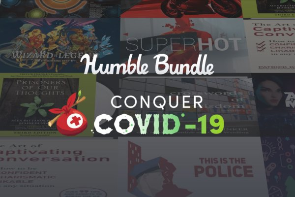 Humble Bundle Covid-19