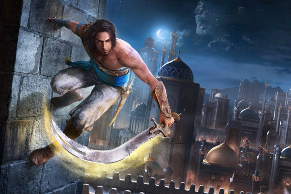 Prince of Persia: The Sands of Time Remake