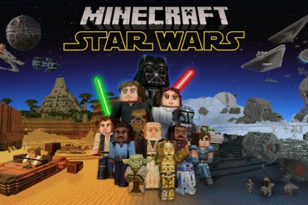 Minecraft x Star Wars