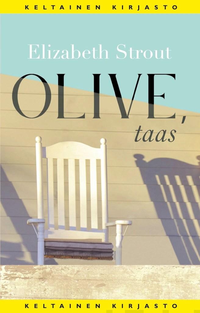 Olive, taas -kirjan kansi