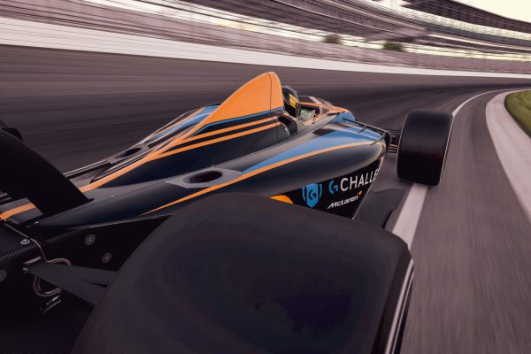 Logitech McLaren G Challenge 21