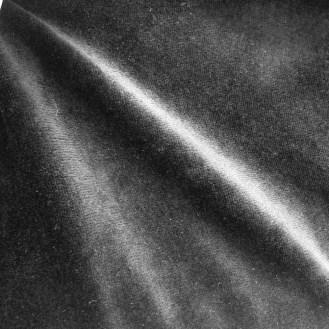 schwarzer Nicki aus Baumwolle/Polyester