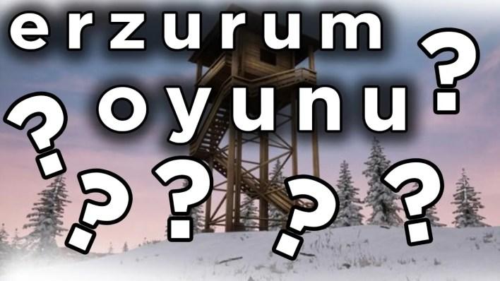 Türk yapımı hayatta kalma oyunu Erzurum Steam'de