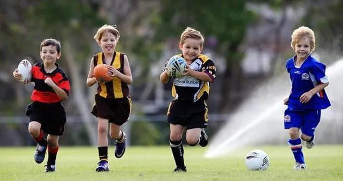 Çocukları Spora Teşvik Etmenin Yolları Nelerdir? Uygun Sporu Seçmek