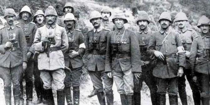Mustafa Kemal Atatürk 'ün Çanakkale Zaferi sözü