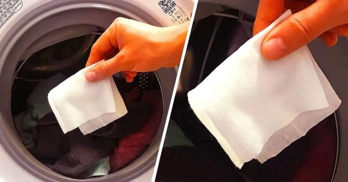 Çamaşır makinesine ıslak mendil koyulur mu Islak mendil yararları
