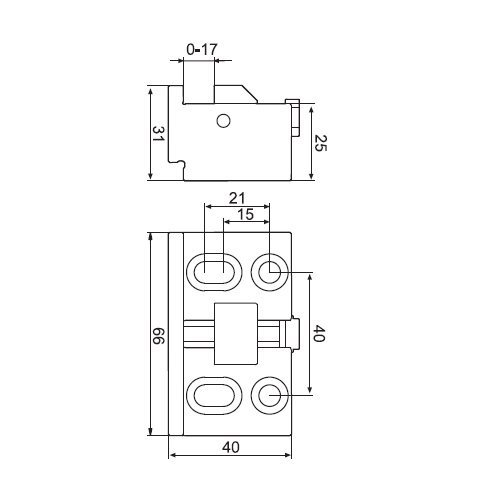 System 3R GFMS mechanical reference system 3Ruler