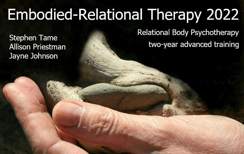 Embodied-Relational Therapy Training Course 2022