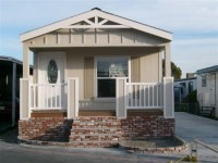 Single Wide Mobile Homes With Front Porches  Porches Ideas