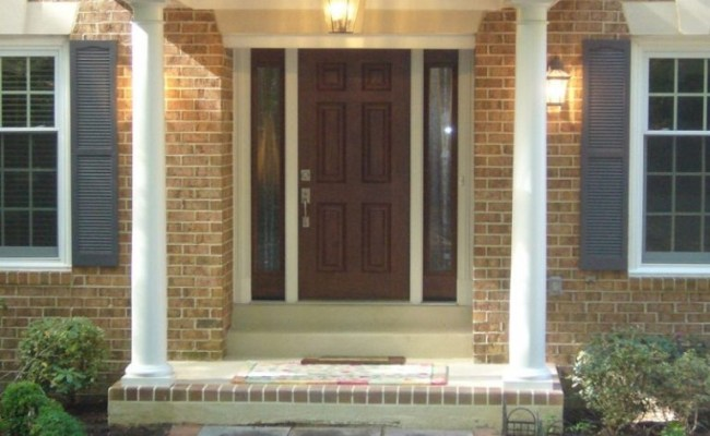 Enclosed Front Porch Ideas For Small Houses Porches Ideas