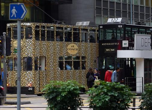 Trikker er det nok av langs hele Hong Kong Island-strekker, og alle har sitt særpreg.