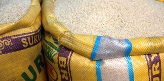 beras zakat fitrah wajib