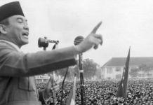 presiden pertama soekarno
