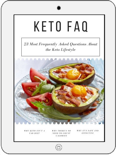 Keto FAQ - 23 Frequently Asked Questions about the Keto Lifestyle