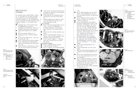 BMW R 850/1100 R/RT/RS/GS Reparaturanleitungen