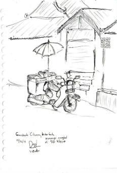 Gerobak Cilung, Kotagede