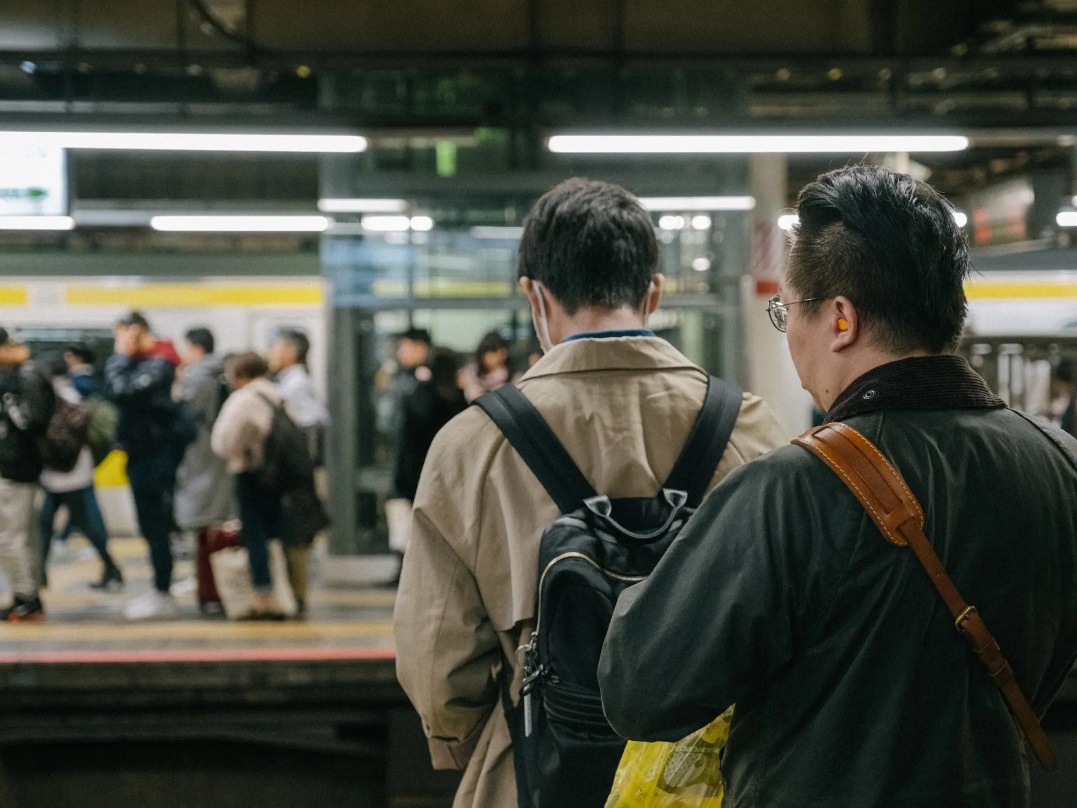 Drukste treinstations ter wereld