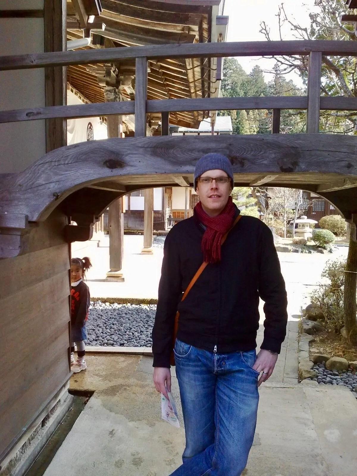 Wandeling door Takayama