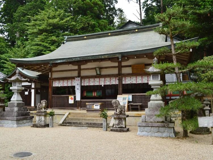 Mikumari Jinja