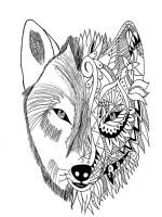 38 Wolf Zum Ausmalen   Besten Bilder von ausmalbilder