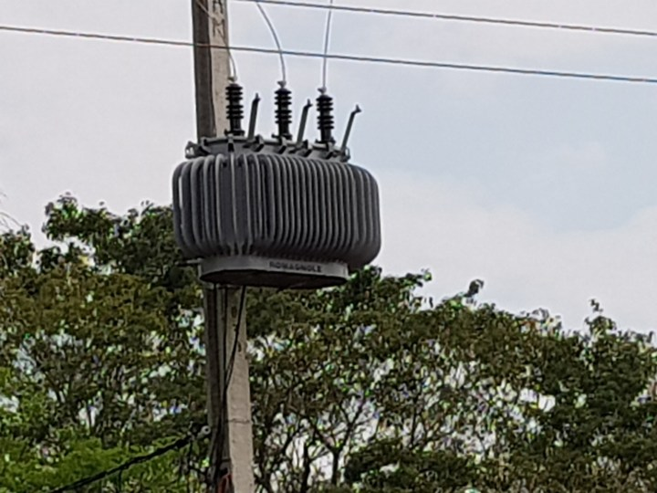 Paraguay Strom