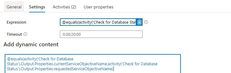 Until-expression-SQL-Database