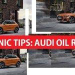Mechanic Tips Audi Oil Change Light Reset Guide