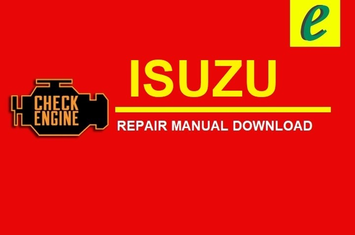isuzu frr 550 wiring diagram isuzu trucks service repair manual erwin salarda           isuzu trucks service repair manual