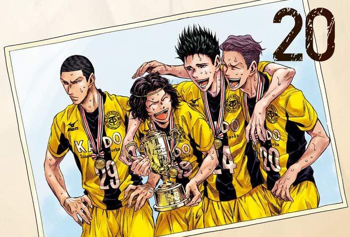 Japan Top Weekly Manga Ranking: April 27, 2020 ~ May 3, 2020