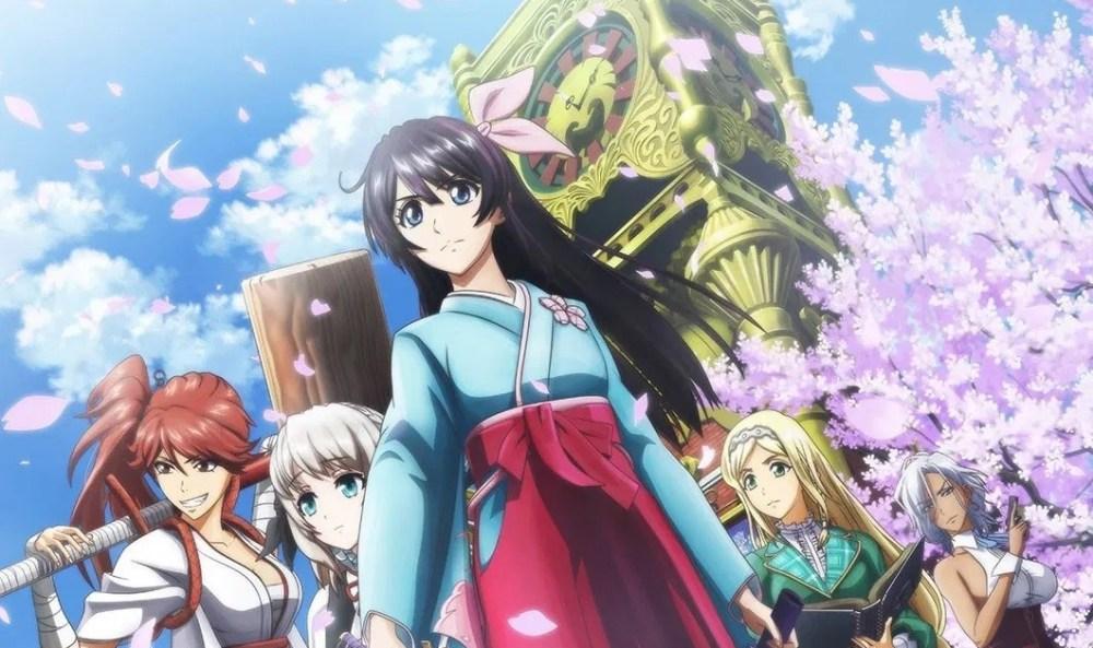 Sakura Wars (1v2)