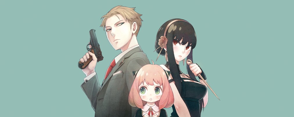 Spy X Family Sales Exceeded 4 Million Copies in Japan