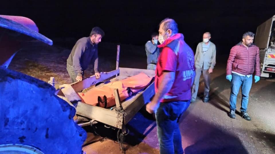Erzincan'da yıldırım isabet eden çoban öldü