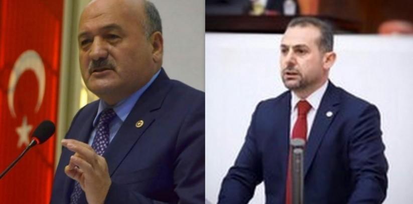 AK Parti Erzincan Milletvekillerinden yeni yıl mesajı