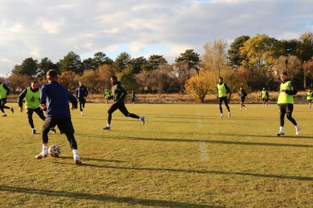 24Erzincanspor Kocaelispor maçı hazırlıklarına start verdi
