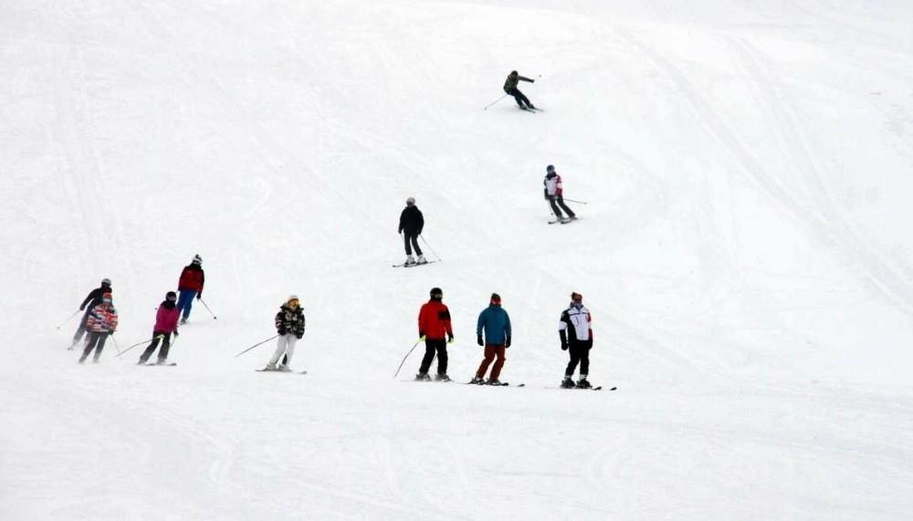Ergan Kayak Merkezi için Covid- 19 tedbirleri kapsamında yeni karar