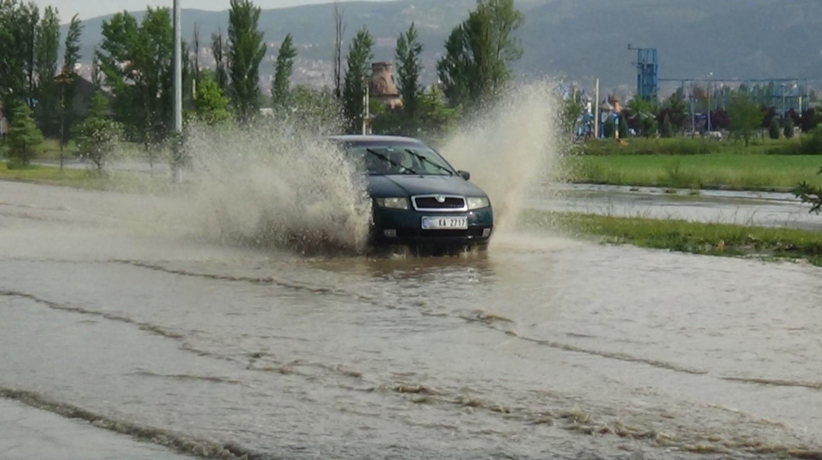 Doğu Anadolu'da kuvvetli yağış bekleniyor