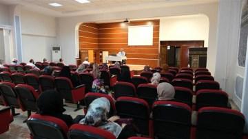 Hafızlık eğitimi veren yatılı Kur'an kursları toplantısı yapıldı