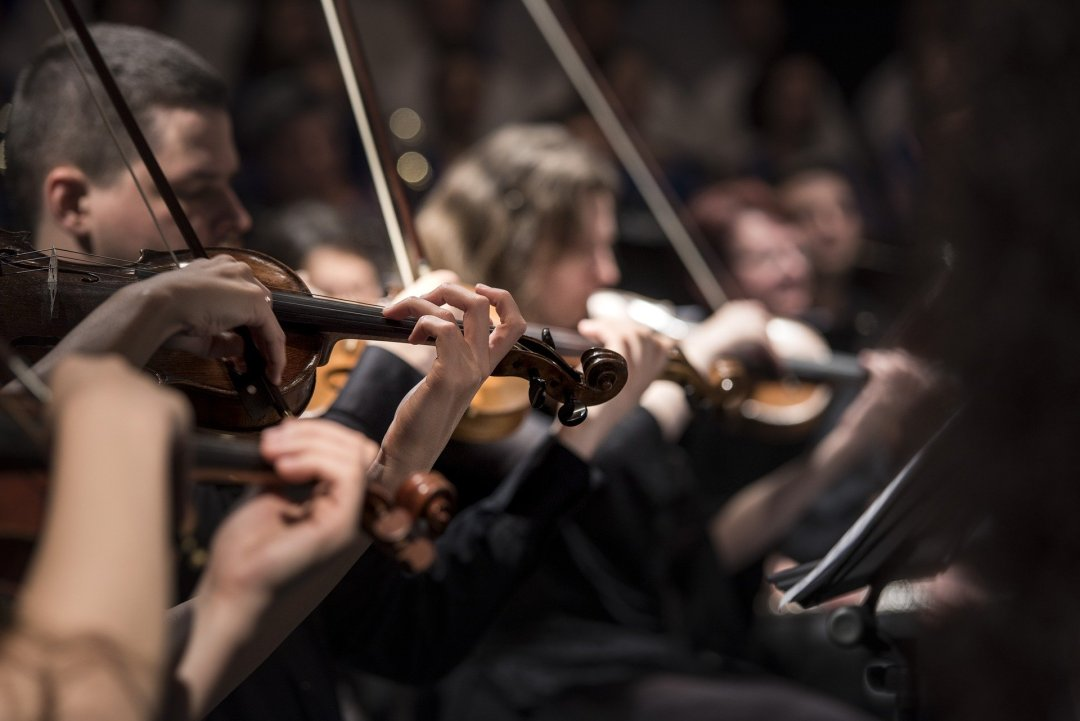 Muziekorkest klassieke muziek
