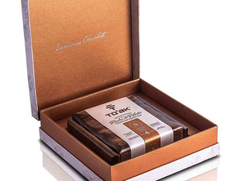 To'ak chocolade box Origin Aged Andean