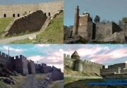 Erzurum'un Tarihi Kale ve Kervansarayları